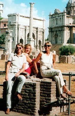 Svenska guider i Rom
