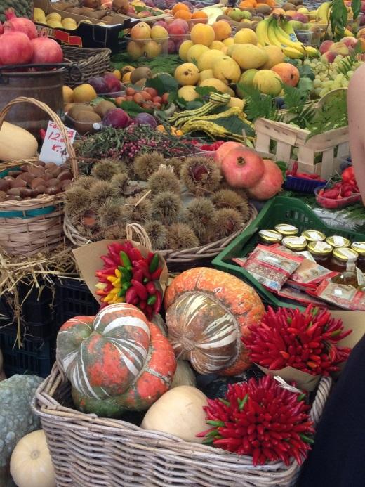 marknad i rom
