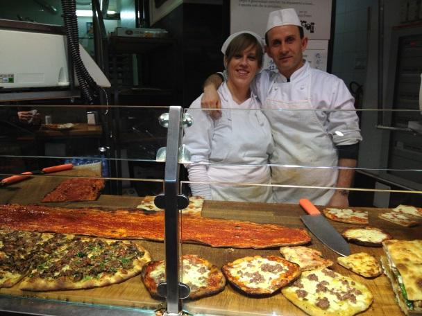 pizza i rom