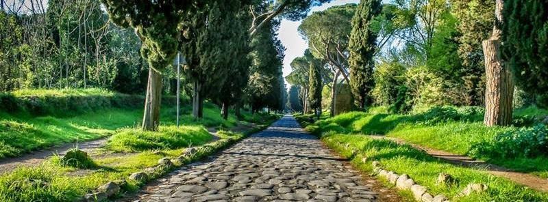 alla vägar bär till rom