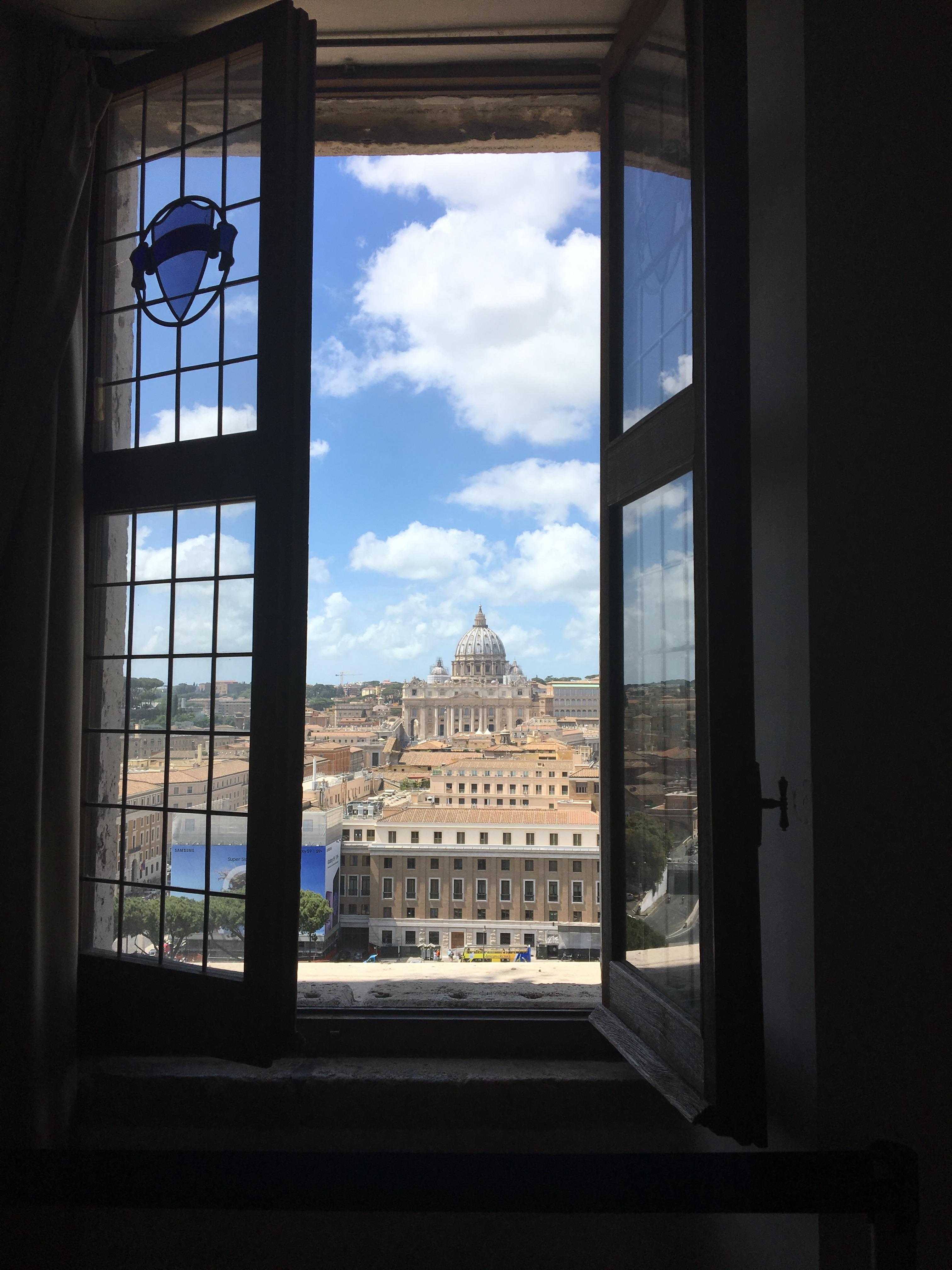peter kyrkan rom